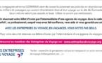 Faillite Germania : les EdV communiquent sur la valeur ajoutée des agences de voyages