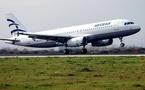 Aegean Airlines a le vent en poupe