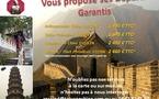TAI YANG SORT SA BROCHURE DEPARTS GARANTIS