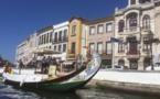 Aveiro, une Venise portugaise au centre du pays