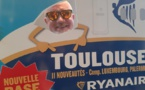 Ryanair ouvre une nouvelle base à Toulouse