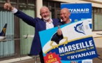 Ryanair positionne un 3e avion à Marseille en novembre 2019
