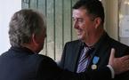 Hôtellerie-restauration : Yves Larrouture, médaillé d'or du tourisme