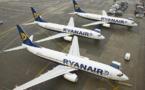Ryanair : 9,6 millions de passagers transportés en février 2019