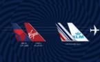 Air France, KLM et Virgin Atlantic lancent leur partage de codes