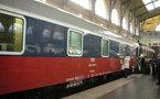 Train Nice-Moscou : le succès au bout du rail