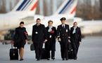 Préavis de grèves en cascade chez Air France