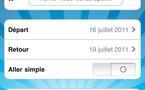 Réservations billets d'avion : Bravofly repense son application iPhone