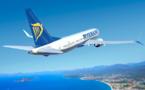 Ryanair avance le lancement de 22 lignes cet hiver
