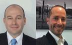 RCCL : S. d'Amécourt et C. Mousset renforcent l'équipe commerciale