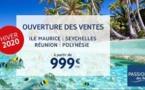 TUI : coup d'envoi des ventes hiver 2020 de Passion des îles