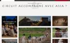 Emploi : Asia recrute des travel designers et des carnettistes