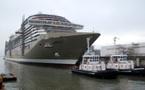 MSC Divina : croisière inaugurale au printemps 2012