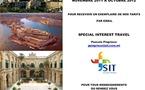 """SIT Malte propose: """"TARIFS GROUPES LOISIRS"""" Novembre 2011 a Octobre 2012 sont prêts !"""