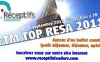 LES RECEPTIFS LEADERS VOUS INVITENT AU SALON IFTM TOP RESA PARIS !