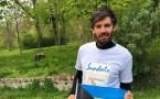 Marathon de Paris : Valentin Noé court pour Sandals et 7 îles des Caraïbes... mais avec des tennis !