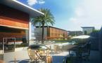 Terrésens commercialise une résidence de tourisme et d'affaires au Pont du Gard