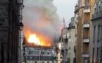 Notre-Dame de Paris : un symbole de Paris parti en fumée
