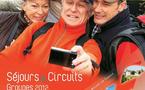 Destinations Groupes : 5 nouvelles destinations dans la brochure 2012