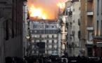 Incendie Notre-Dame : le bras de la Monnaie toujours fermé à la navigation