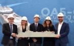 Royal Caribbean Int. : début de construction du 5e navire de la classe Oasis