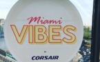 Corsair : le lancement de la ligne vers Miami a pris de la hauteur à Paris (photos)