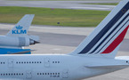 Air France-KLM : le trafic passagers décolle en septembre