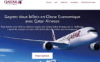 Challenge Qatar Airways : 2 billets d'avion à gagner !