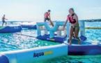 Beaujolais : l'Aquapark Beluga, un nouveau parcours aquatique de 900 m2
