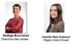 Air Transat : Camille Reix-Dubreuil, nouvelle attachée commerciale Grand-Ouest