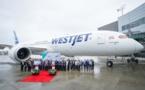 WestJet : inauguration du vol entre Calgary-Paris