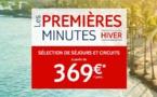 """Hiver 2019/20 : TUI propose des """"bons plans"""" pour les réservations anticipées"""
