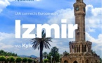 UIA lance un vol vers Izmir en Turquie