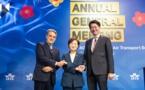 Walter Cho (Korean Air) nommé au Conseil des Gouverneurs de IATA