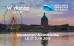 Workshop in the City : 1ère escale à Toulouse le 27 juin 2019