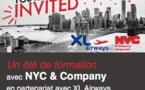 New York City : de nouveaux webinaires accessibles de juin à septembre 2019