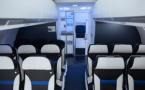 Salon du Bourget : Safran présente son siège Skylounge core et sa cabine Ecos