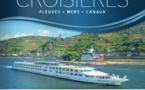 CroisiEurope fait paraître sa brochure groupes 2019 - 2020