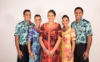 Nouveaux uniformes pour Air Tahiti Nui