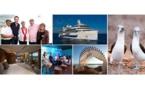 Celebrity Cruises inaugure son navire spécialement conçu pour les Îles Galápagos (Vidéo)