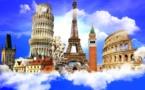 France : 12,9% des voyages se font à l'international
