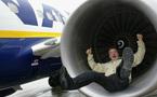 Ryanair sale l'addition de ses frais annexes payés à l'aéroport