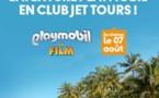 Playmobil débarque dans 7 Clubs Jet tours pour l'été
