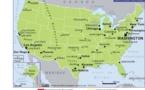 Californie, Quai d'Orsay : les voyageurs doivent se tenir informés sur le risque d'incendie