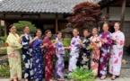 Salaün Holidays : 9 agents de voyages au Japon !