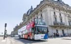 Bus touristiques hop on hop off : la préfecture lance des contrôles à Paris