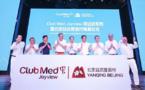 Le Club Med ouvre un 7e resort en Chine