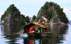 L'Indonésie, décor naturel pour l'émission Koh Lanta