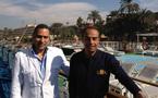 O Nil parie sur un retour au calme en Egypte au fil de 2012