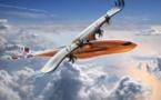 Airbus dévoile un concept d'avion inspiré des oiseaux de proie